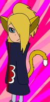 Deidara Neko: Request by Horses774