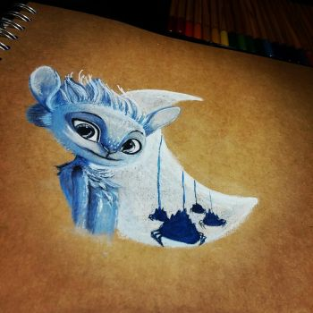Mune, Guardian of the Moon by maja135able