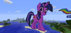 Twilight Pixel by InternationalTCK