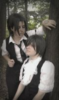 Black Butler - I Will Follow You Everywhere by ember-ablaze