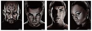STAR TREK 2009 by S-von-P