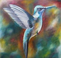 Hummingbird3 by SamanthaJordaan