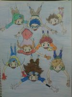 Digimon Adventure is BACK!!!!! by nisazzz18