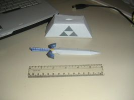 Master Sword by ShayDwight