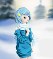 Winter by Pameloo