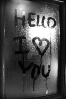 Hello, I love you. by ponto-quente