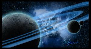 Space by Denece-the-sylcoe