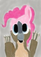 Pinkipie as platypus by daylover1313