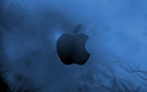 Deep Blue Sea Apple Wallpaper by maybeimnotexist