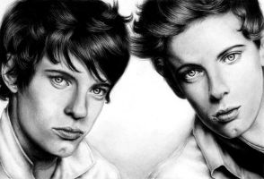 treadaway_twins by molokolo