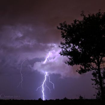 Lightning Abounds by Christian1776