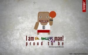 Proud to be: BALLER by lysergicstudio