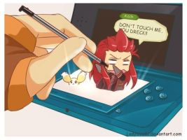 Tales of the Abyss 3DS by LadyUsada