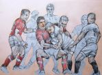 The Tackle by mr-macd