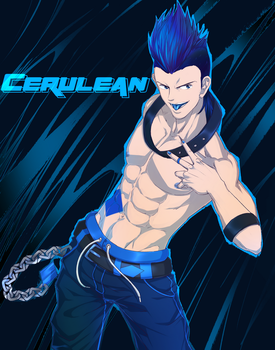 Cerulean by SourShockX