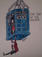 The Day of the Doctor by M3ganK