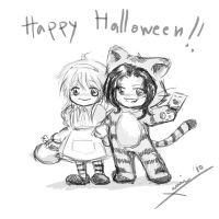 happy halloween '10 by XaVACid