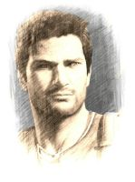 Nathan Drake from Uncharted by xDNillePLL
