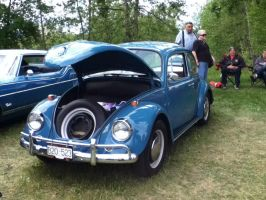 '63 Bug by TaionaFan369