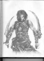 Prince of Persia by Celtic-balverine
