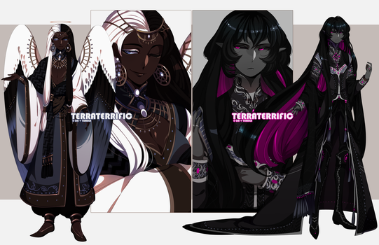NOT 4 SALE - Custom Auction Results by Terrific-Adopts