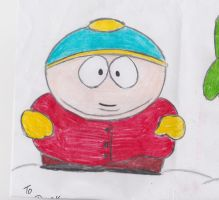 Eric Cartman by eskie02