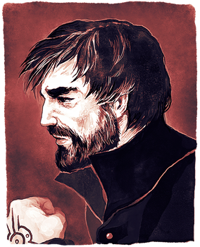 Dishonored: Corvo Attano by coupleofkooks
