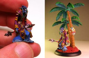 Miniature WoW Troll Sculpture by omnicollective
