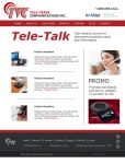 Tele-Verse Email Newsletter by Duches77