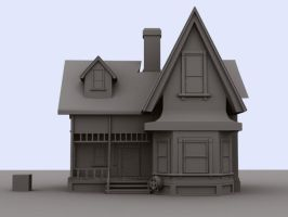 WIP: UP House has detail by Sae-Matsumoto