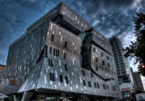 The Cooper Union - NYC by Dhaundre