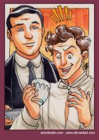 PSC - Jeeves and Wooster by aimo