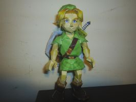 Young Link by sgonzales22