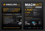 HWClips Promotion Flyer by simplyray