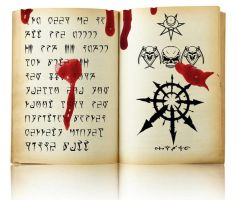 Tome of Chaos by Amaranth7777