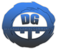 Deligrad Gaming Logo 2 by UltimatuS1