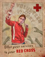 Red Cross. by poopbird