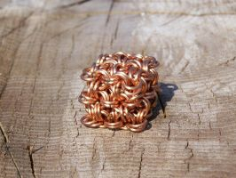 Copper Cube by Drazhan