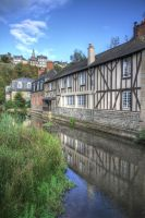 Timbered Reflection by Azagh