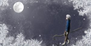 Jack Frost by Sesshota