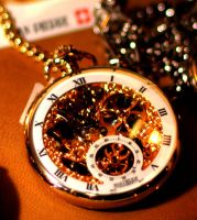 A Gold Watch For All Your Years by RealUprightMan