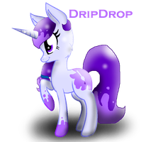 DripDrop ~ Adopt (CLOSED) by Wolfpup5197-Adopts