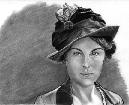 Mary Crawley by theresebees