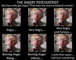 The Angry Psychiatrist by Zephydel