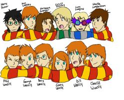 HarryPotter people by skateboardWHAAAT