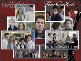 Twilight, The Cullens desktop by daydream--believer