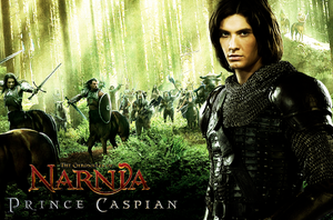 Prince Caspian promo: Caspian by Lily-so-sweet