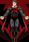 Red Son Superman PS 2.0 by Thuddleston