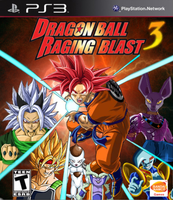 Dragon Ball: Raging Blast 3 by Tony-Antwonio