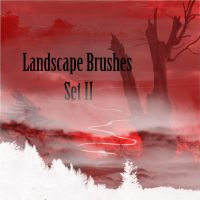 Landscape Brush Set 2 by neuhaus20